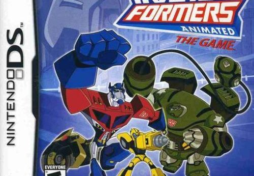Transformers Animated facts statistics