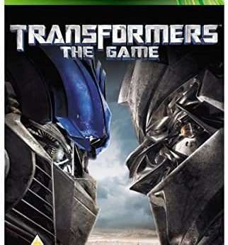 Transformers The Game facts statistics