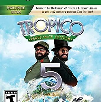 Tropico 5 statistics facts