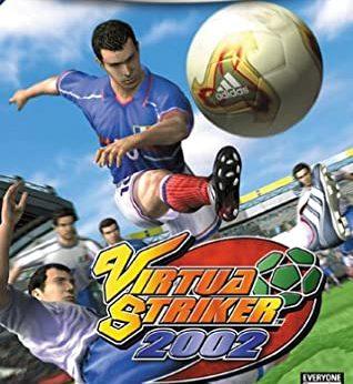 Virtua Striker 2002 facts statistics