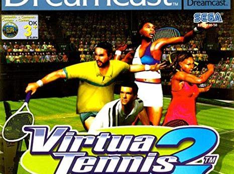 Virtua Tennis 2 facts statistics