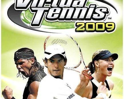Virtua Tennis 2009 facts statistics