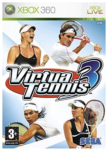 Virtua Tennis 3 facts statistics