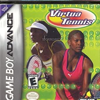 Virtua Tennis facts statistics