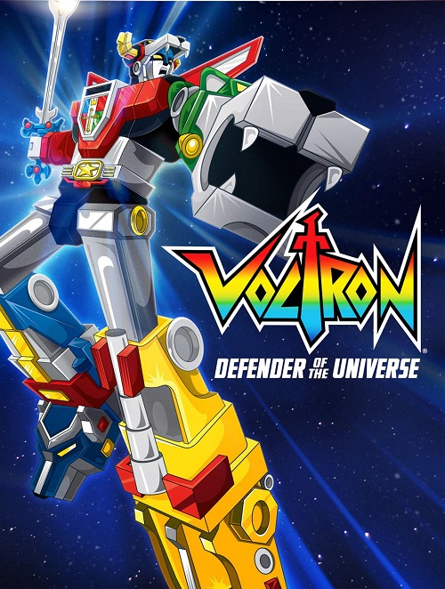 Voltron Defender of the Universe facts statistics