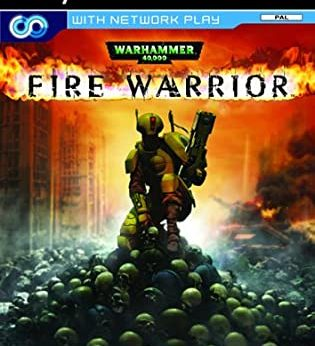 Warhammer 40,000 Fire Warrior facts statistics