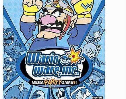 WarioWare, Inc. Mega Party Games facts and statistics
