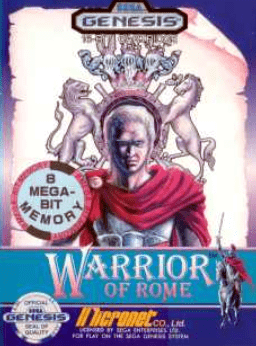 Warrior of Rome facts statistics
