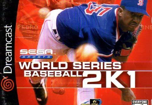 World Series Baseball 2K1 facts statistics