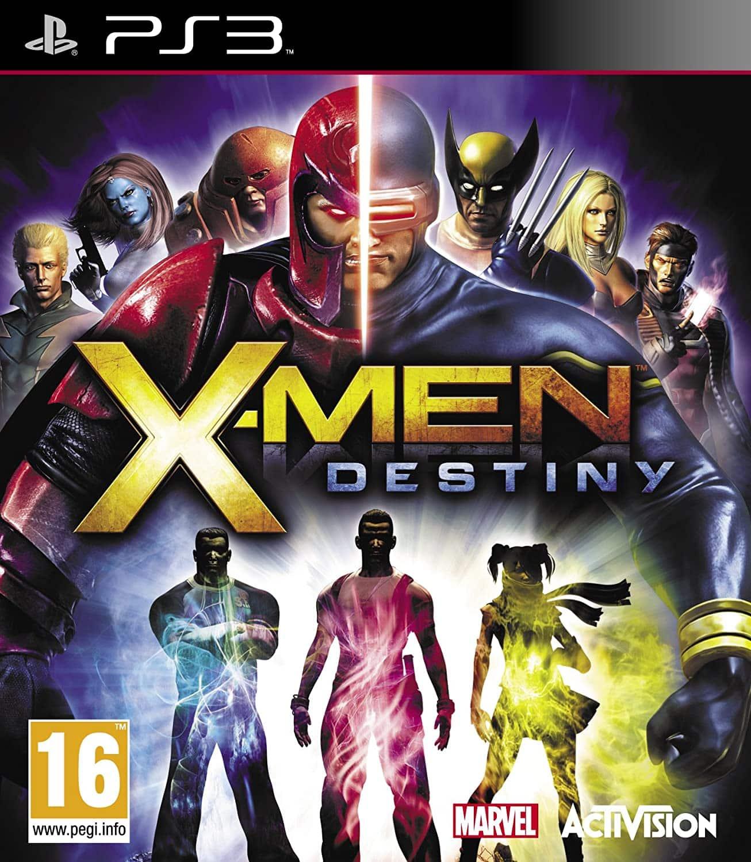 X-Men Destiny facts statistics