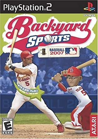 backyard baseball 2007 facts and statistics