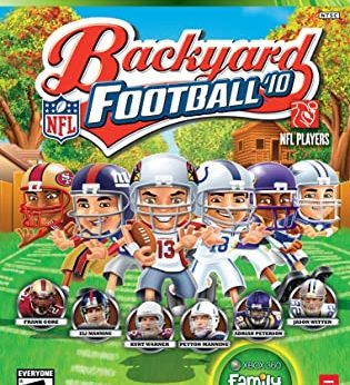 Backyard Football '10 facts statistics