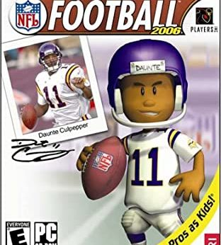 Backyard Football 2006 facts statistics