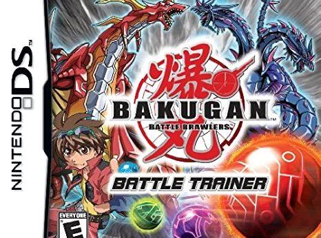 Bakugan Battle Brawlers Battle Trainer facts statistics