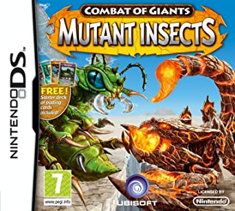 Battle of Giants Mutant Insects strike facts statistics