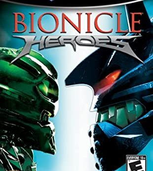 Bionicle Heroes facts and statistics