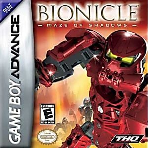 Bionicle Maze of Shadows facts and statistics