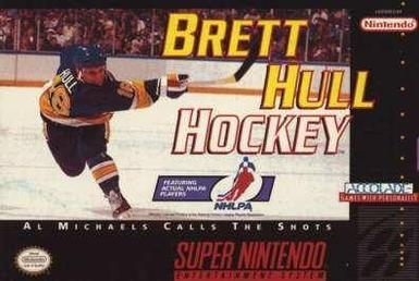 Brett Hull Hockey facts statistics