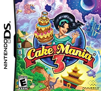 Cake Mania 3 facts statistics