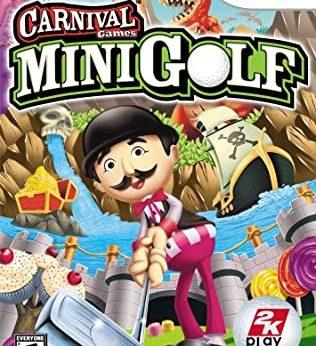 Carnival Games Mini-Golf facts statistics