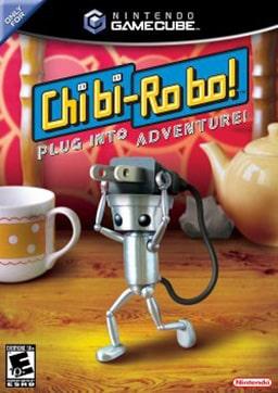 Chibi-Robo! facts statistics