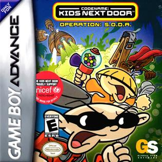 Codename Kids Next Door Operation S.O.D.A. facts and statistics