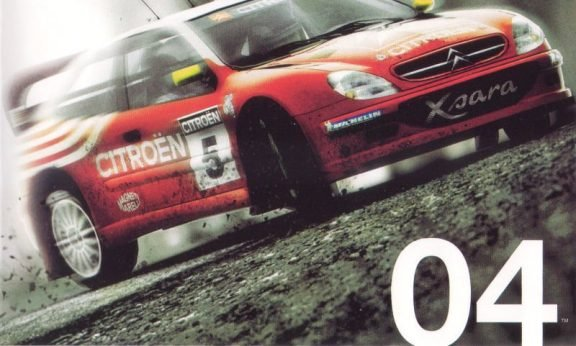 Colin McRae Rally 04 facts statistics