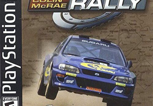 Colin McRae Rally facts statistics