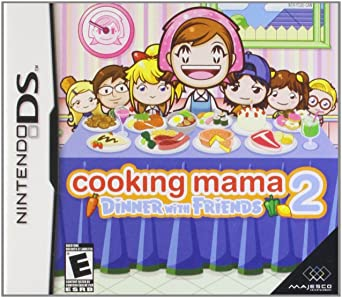 Cooking Mama 2 Dinner with Friends facts statistics