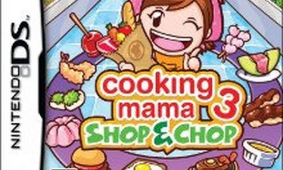 Cooking Mama 3 Shop & Chop facts statistics