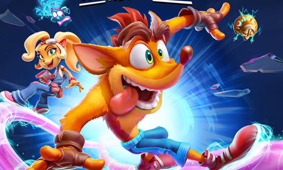Crash Bandicoot 4 It's About Time facts stats