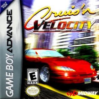 Cruis'n Velocity facts statistics