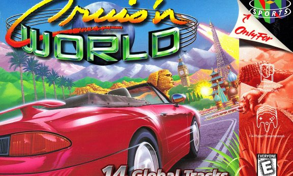 Cruis'n World facts and statistics