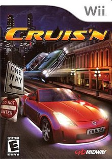Cruis'n facts and statistics