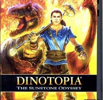 Dinotopia The Sunstone Odyssey facts and statistics