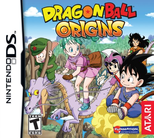 Dragon Ball Origins facts statistics