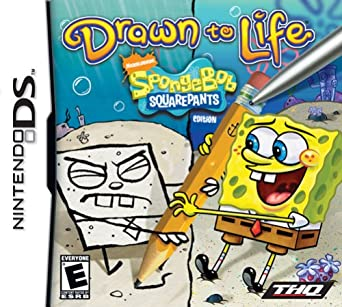 Drawn to Life SpongeBob SquarePants Edition facts and statistics