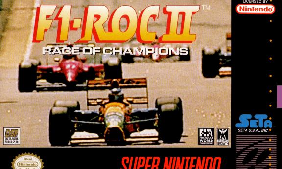 F1 ROC II Race of Champions facts statistics