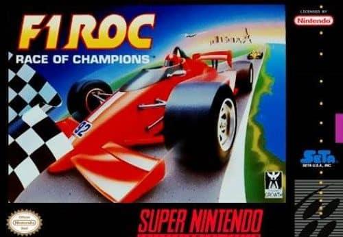 F1 ROC Race of Champions facts statistics
