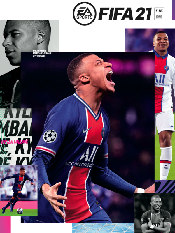 FIFA 21 facts stats player count