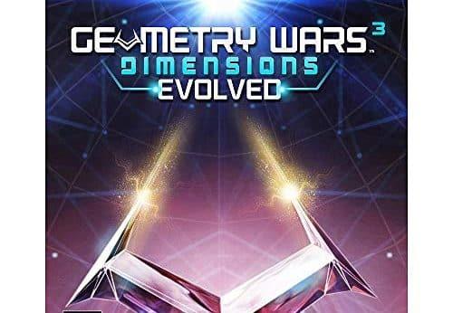 Geometry Wars 3 Dimensions facts statistics
