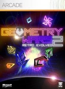 Geometry Wars Retro Evolved 2 facts statistics