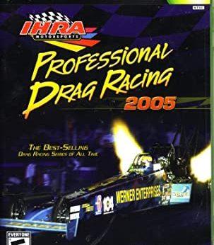 IHRA Professional Drag Racing 2005 facts statistics
