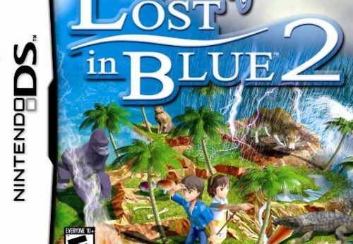Lost in Blue 2 facts statistics
