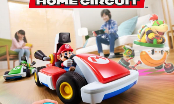 Mario Kart Live Home Circuit facts stats