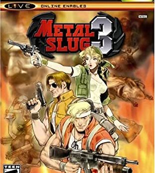 Metal Slug 3 facts statistics