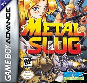 Metal Slug Advance facts statistics