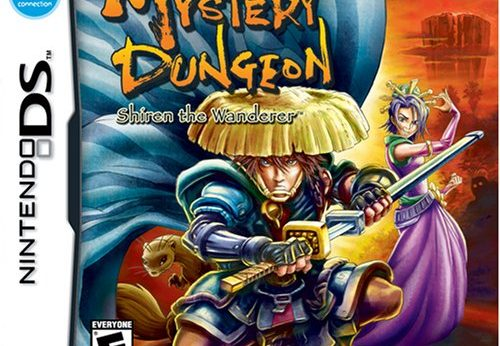 Mystery Dungeon Shiren the Wanderer facts statistics