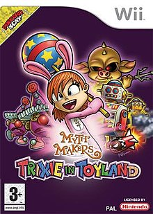 Myth Makers Trixie in Toyland facts statistics