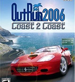 OutRun 2006 Coast 2 Coast facts statistics